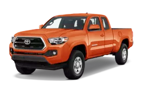 Toyota Tacoma Rental at Premier Toyota of Amherst in #CITY OH