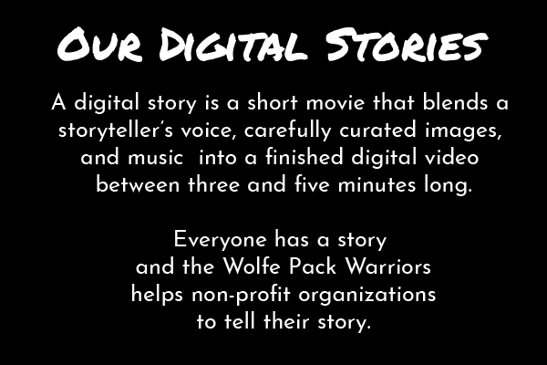 Our Digital Stories