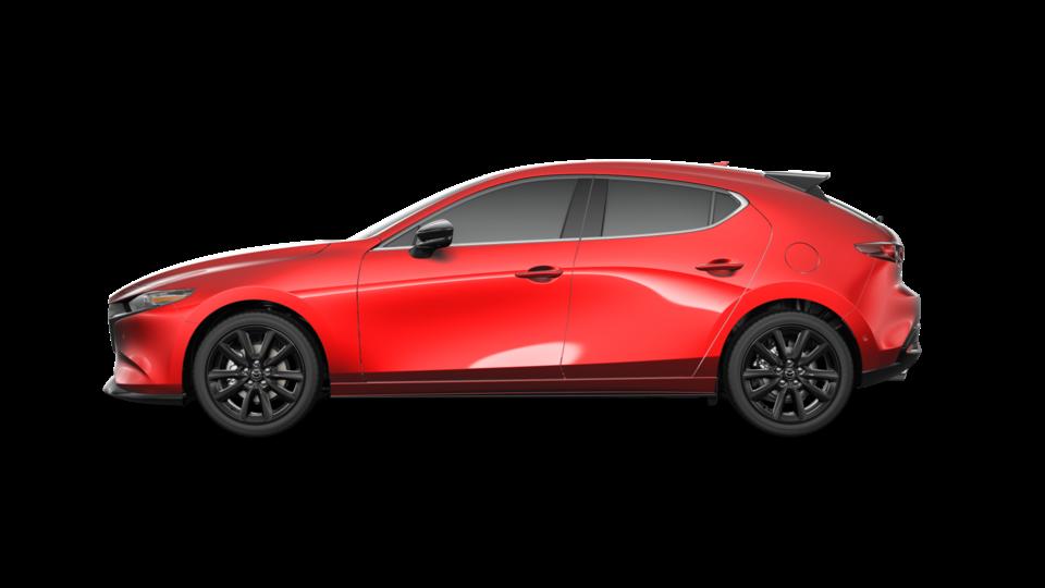 Mazda3 2.5 Turbo Hatchback