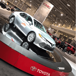Easterns Attends Washington Auto Show Dc Car Show Review