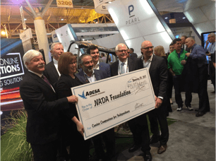 Easterns Automotive Group Partners With Adesa At Nada