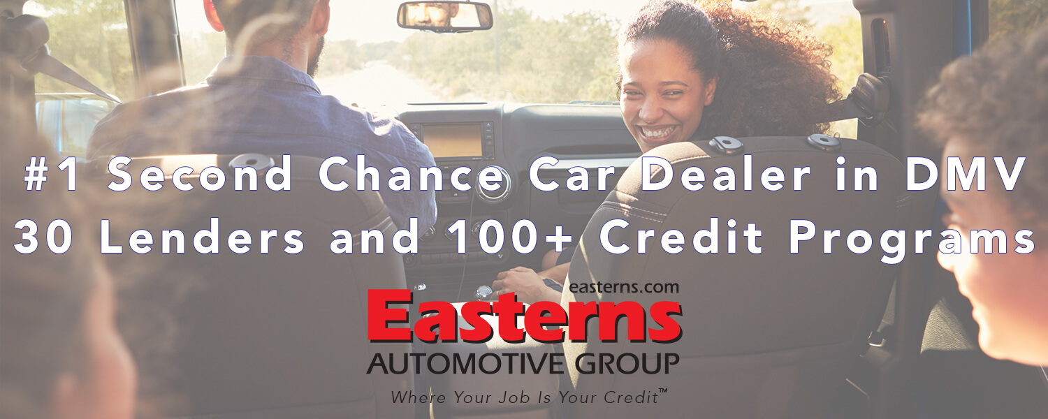 Bad credit auto loans where your job is your credit for Eastern motors laurel md