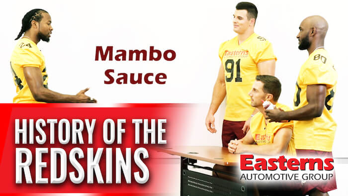 The History of the Easterns-Redskins Connection