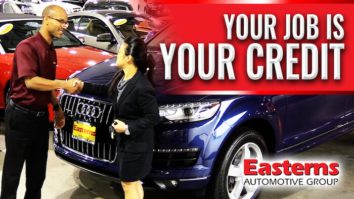 At Easterns, Your Job Is Your Credit