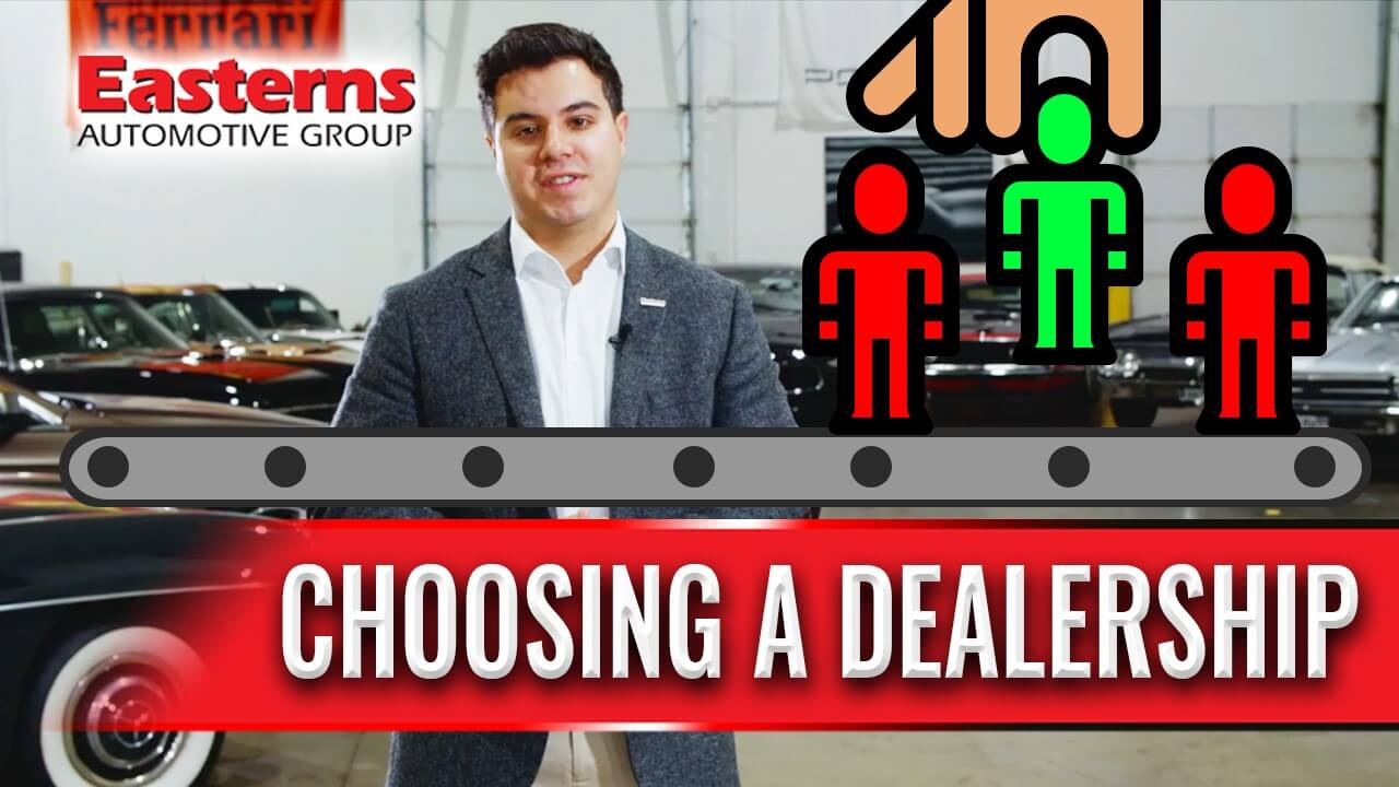 How to Choose a Car Dealership