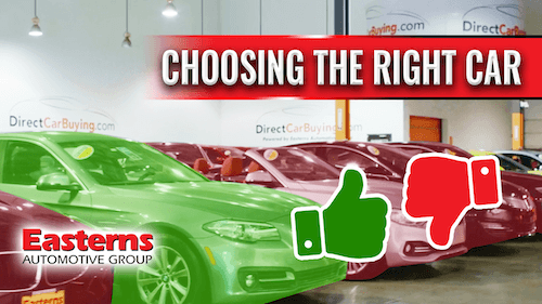 How to Choose the Right Car