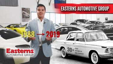 Brief History of Easterns Automotive Group