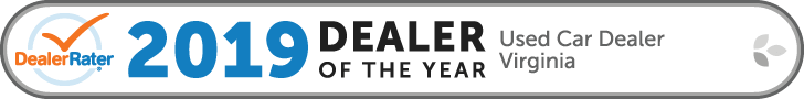 DealerRater Dealer of the Year 2019