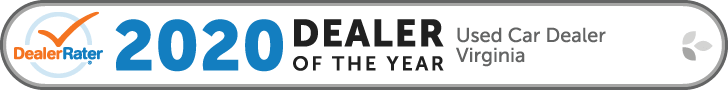 DealerRater Dealer of the Year 2020