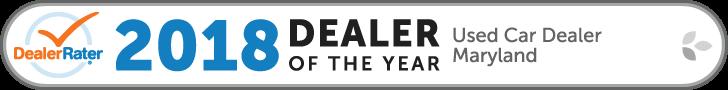 DealerRater 2018 Dealer of the Year