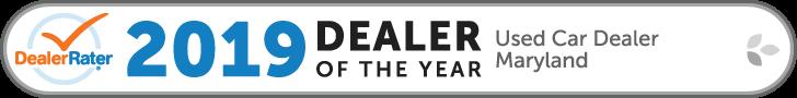 DealerRater 2019 Dealer of the Year