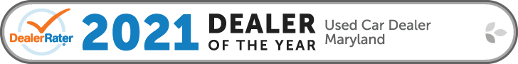 Dealer of the Year Award 2021