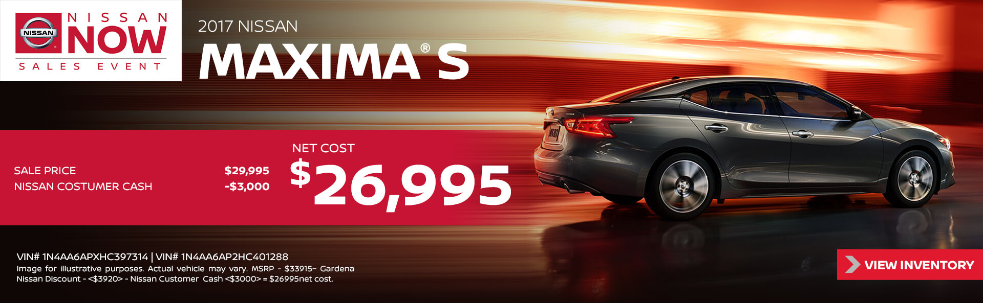 Maxima Offer