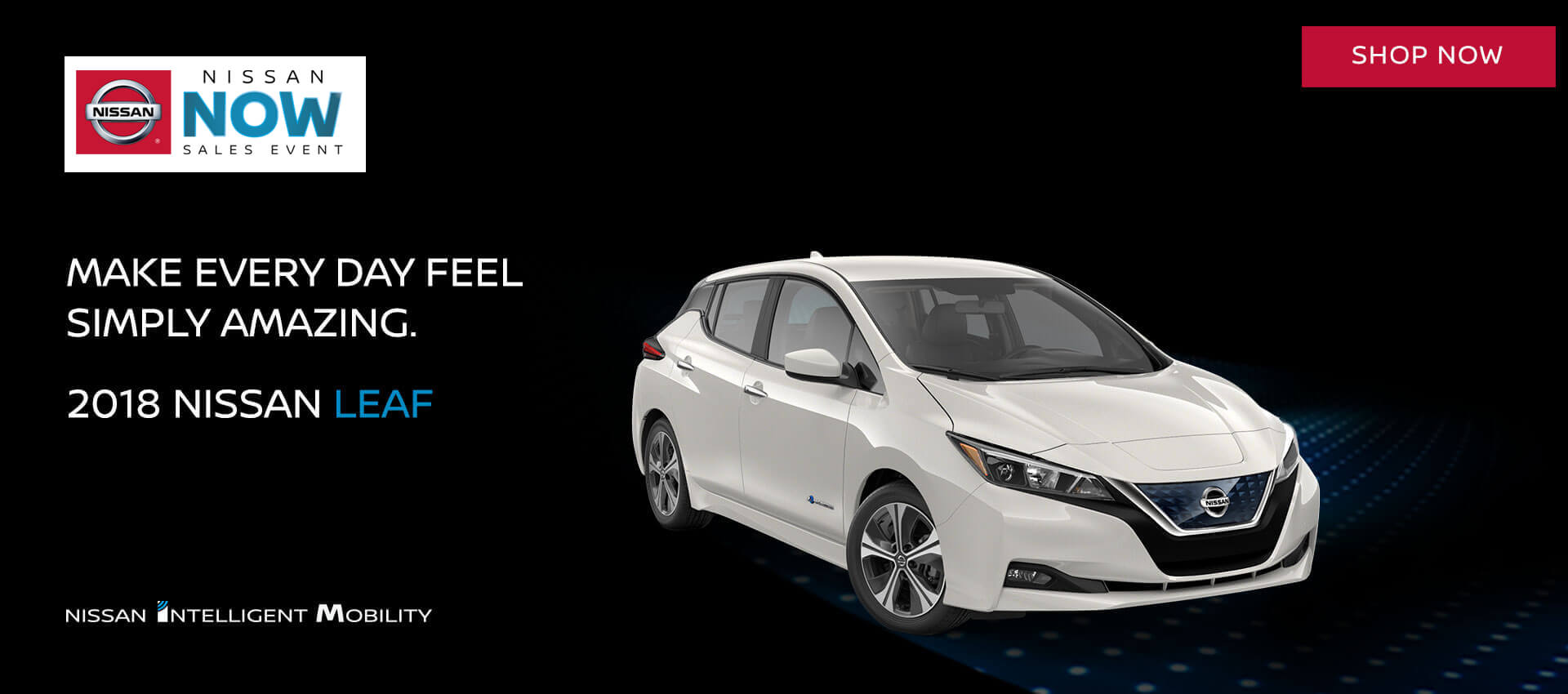 Nissan Now - Leaf