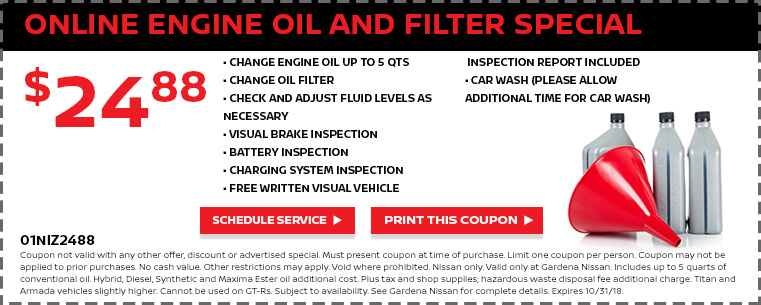 Free Repairs; Sunbit; Oil U0026 Filter Change ...