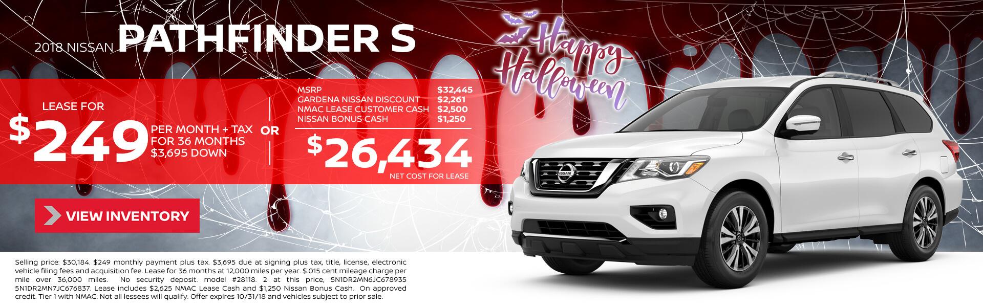 Pathfinder $26,746