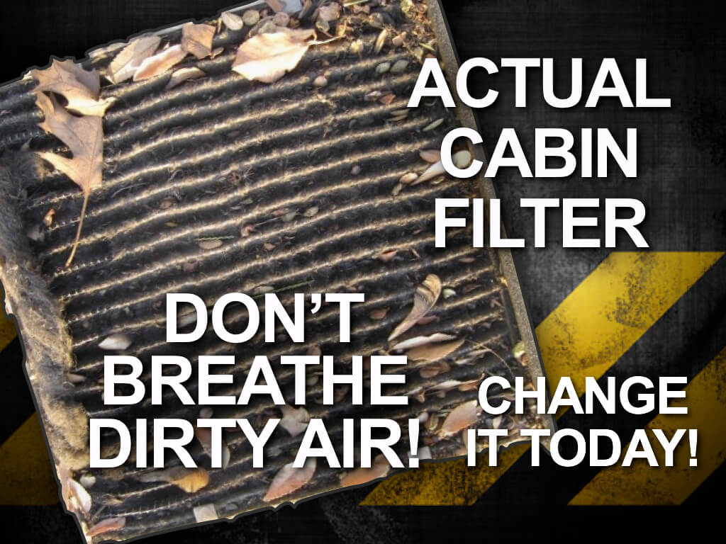 Nissan A/C Cabin Filter Special