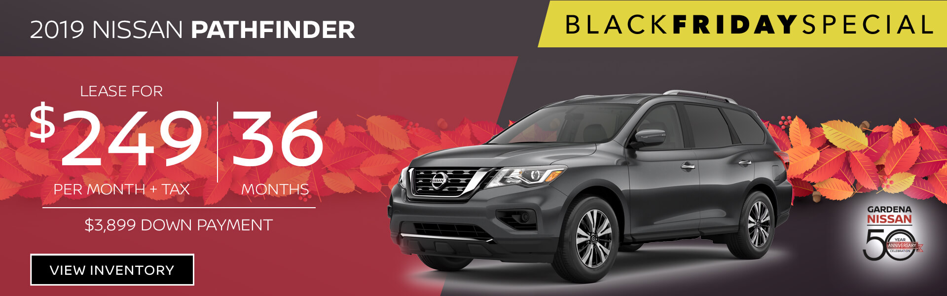 Nissan Make A Payment >> Gardena Nissan Black Friday Sale New Pre Owned Vehicles
