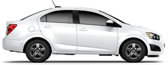 Landers McLarty Chevrolet Sonic