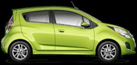 Landers McLarty Chevrolet Spark EV