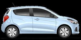 Landers McLarty Chevrolet Spark