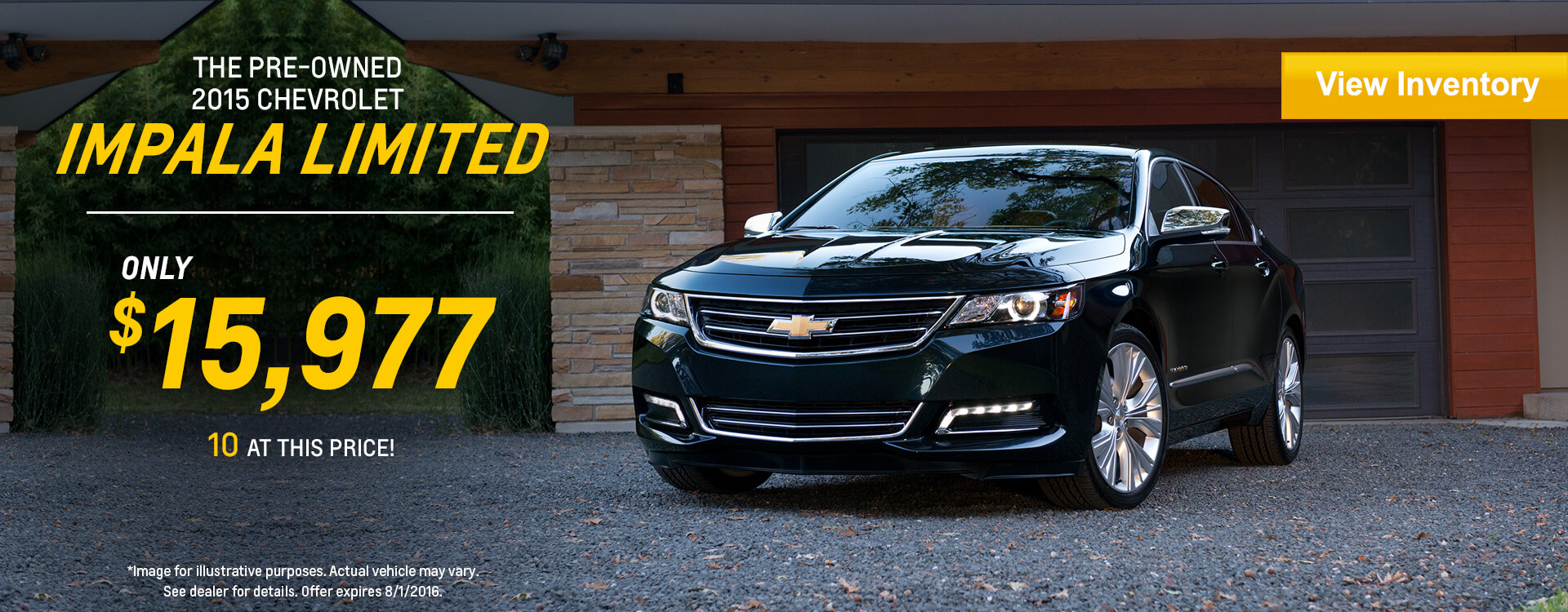 Pre Owned Impala