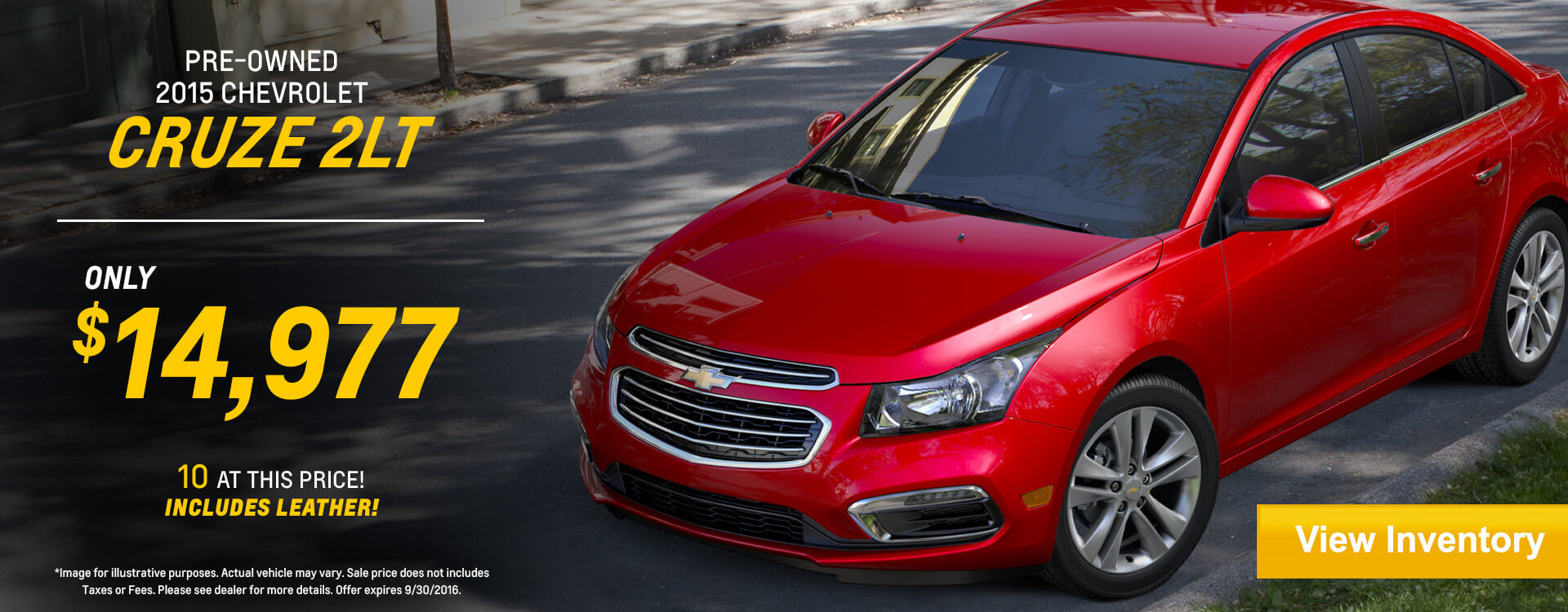 PreOwned Cruze