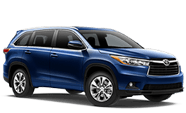 Bell Road Toyota Highlander