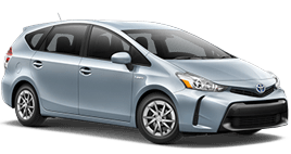 Bell Road Toyota Prius V