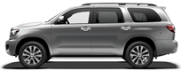 Bell Road Toyota Sequoia