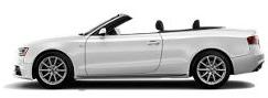 Keyes Audi A5 Cabriolet