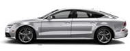 Audi A7 in Panorama City