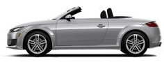 Audi TT Roadster in Winnetka
