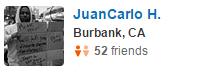Burbank, CA Yelp Review