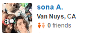Van Nuys, CA Yelp Review