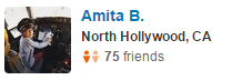 North Hollywood, CA Yelp Review