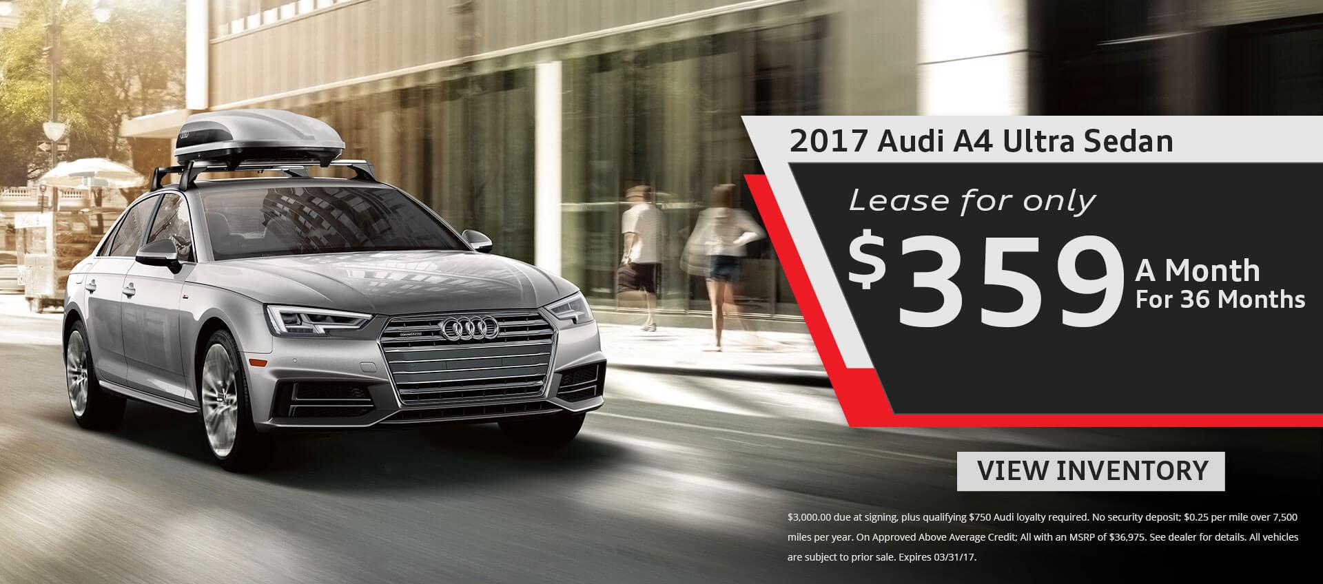 New & Used Audi Models | Keyes Audi | Los Angeles, CA