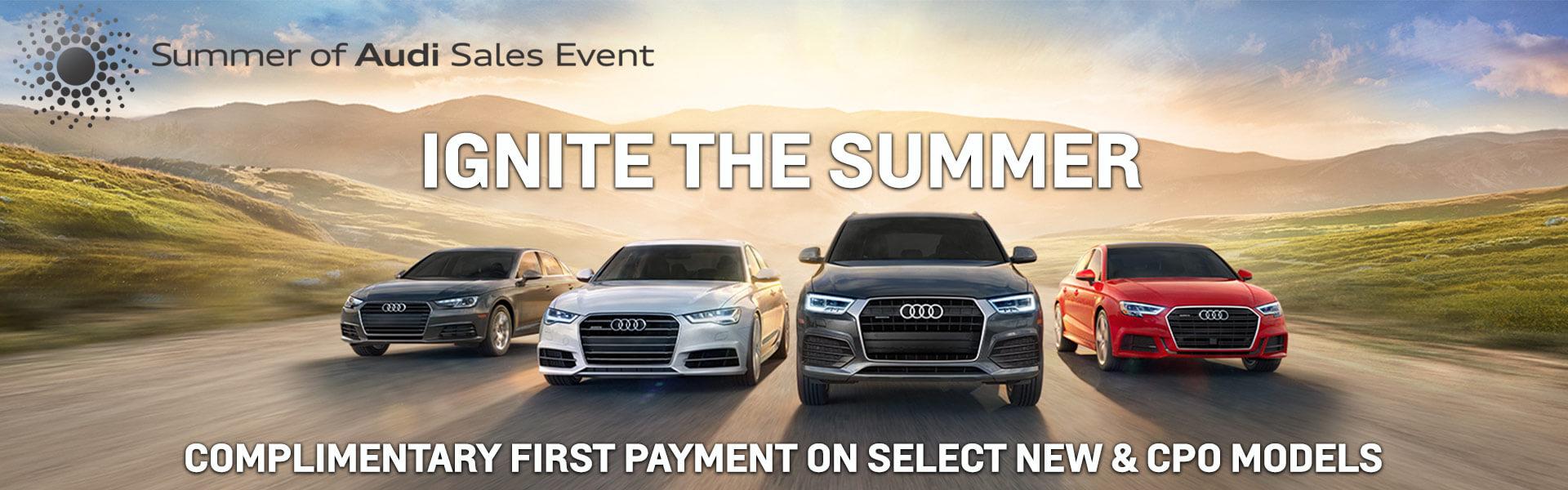 Summer of Audi