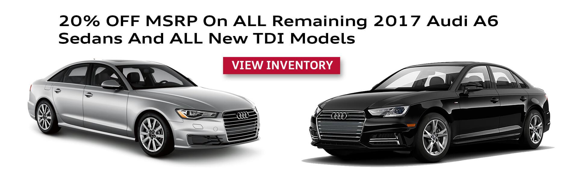 2017 models