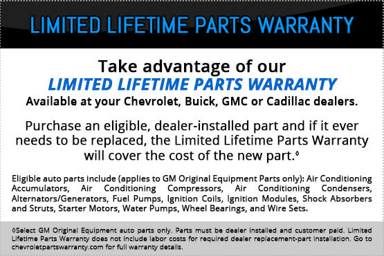 LifetimeParts