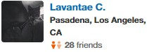 La Canada Flintridge, CA Yelp Review