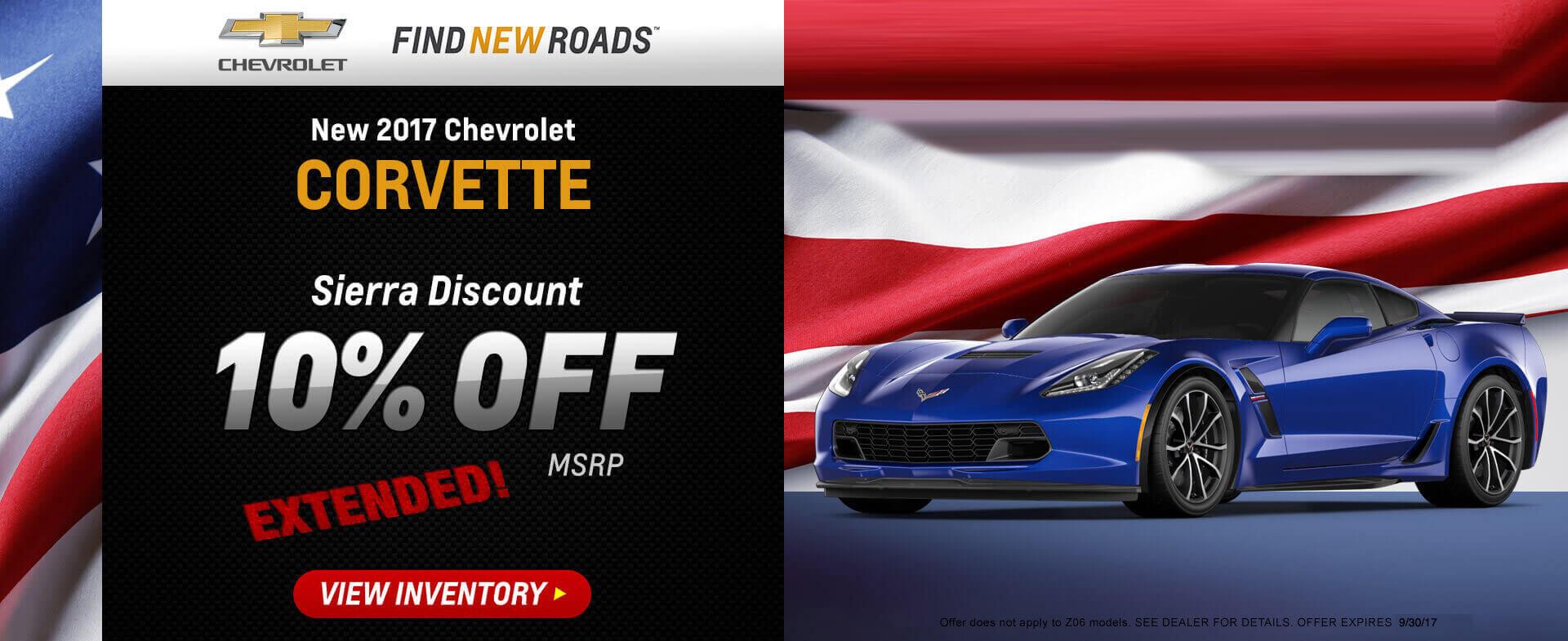 Corvette HP