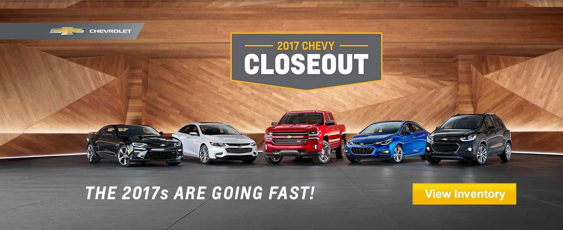 Chevy Close Out 2