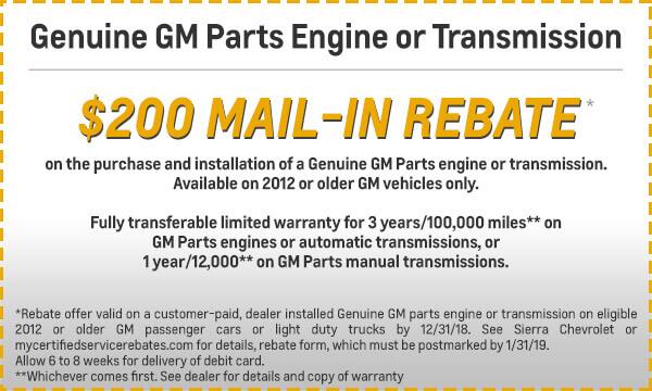 GM Parts-Fox
