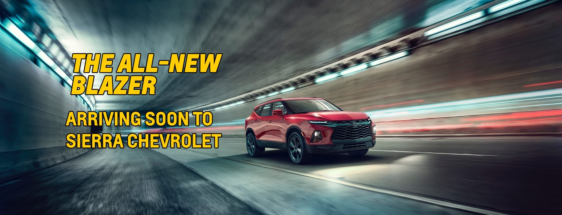 2019 Chevrolet Blazer Coming Soon to Sierra Chevrolet
