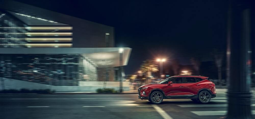 2019 Chevrolet Blazer at Sierra Chevrolet