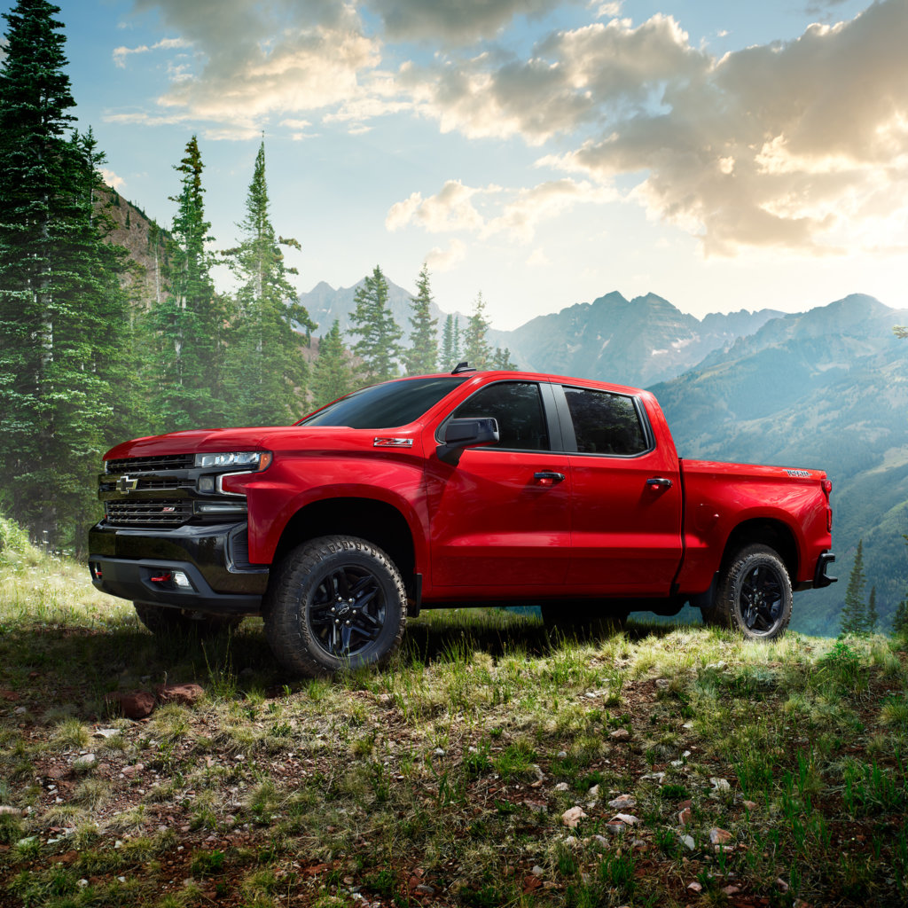All New 2019 Chevrolet Silverado Available At Sierra Chevrolet Sierra Chevrolet