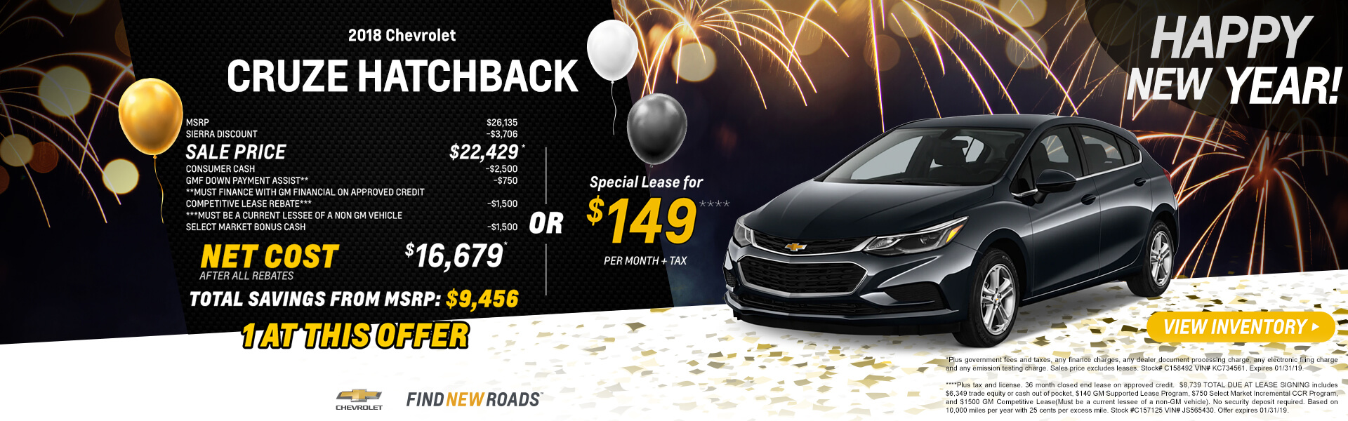 Cruze Lease+Purchase