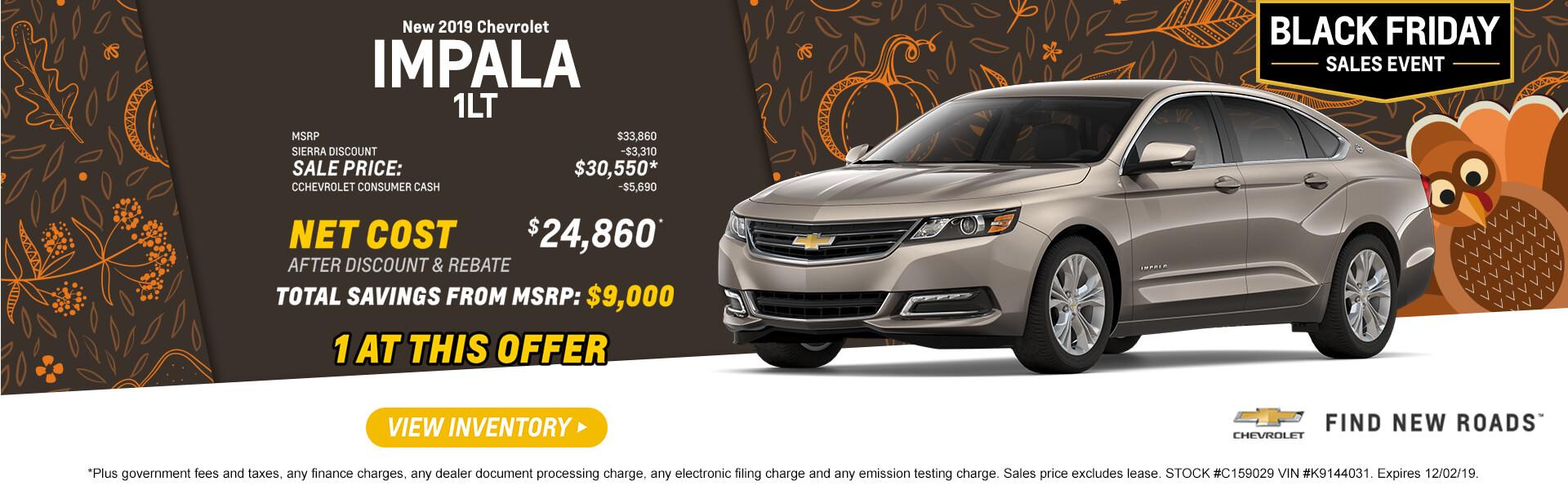 Impala Purch