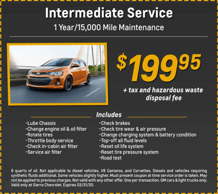 Intermediate Service